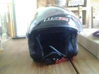 barely used helmet medium
