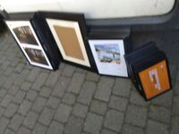 Picture frames A4 and upwards central London bargain
