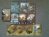 Gladiator dvds collection