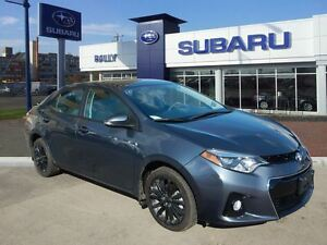 2015 Toyota Corolla S *Heated Seats *Clean Carproof