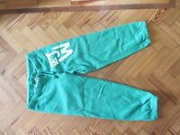 Women's 3/4 length Jack Wills joggers, size 8, good condition