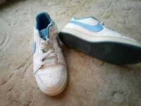 Nike Court Shoe Trainers Size 7