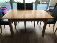 6-8 Seater Extendable Table