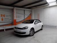 Volkswagen Golf S TSI (white) 2013-06-10