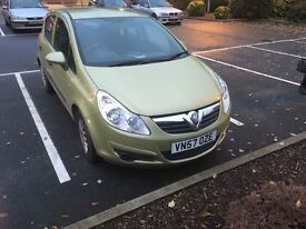 Automatic Vauxhall Corsa. Only 47,000 miles FSH