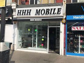 Retail Shop to Rent East London, No Premium, Green Street, Upton Park, E13, Upton Park Station