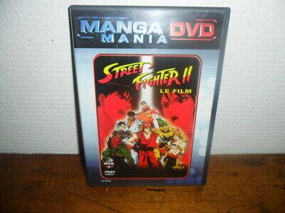 Street Fighter II: Le film - DVD