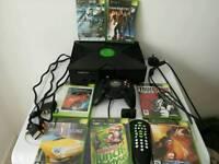 Original Xbox in excellent condition