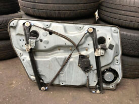 2007 VW Passat Electric Window Regulator,MOTOR With PANEL COMPLETE