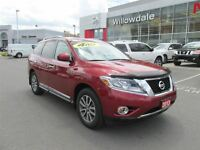 2013 Nissan Pathfinder SL AWD, Leather,BOSE audio,HEATED FRONT S