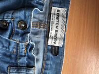 Topman stretchy skinny jeans