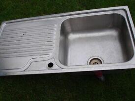 Sink top