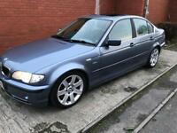 BMW 3 SERIES 3.0 PETROL, 12 MONTHS MOT, CAR IS IN GREAT CONDITION