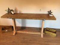 Lovely Refectory Sideboard Table
