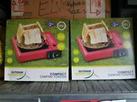 New camping toasters
