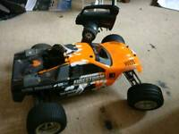 HPI Nitro firestorm race buggy