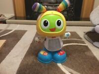 Fisher Price bright beats and dance robot