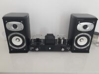 Immaculate i-tube Fatman amplifier for sale with speakers