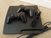 PlayStation 3 320gb (boxed) and 16 games