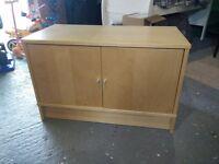 IKEA Effektiv cupboard - Beech effect office furniture