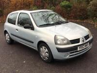 Renault Clio 1.2 16v Expression Petrol Manual - First car