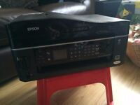 Epson Stylus Office BX600FW - FOR PARTS