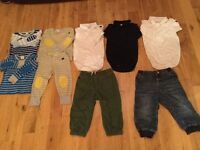 Polarn O.Pyret bundle of items size 12-18 and 18-24 months