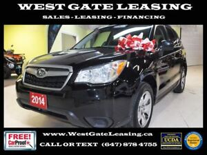 2014 Subaru Forester | MANUAL | BLUETOOTH | WARRANTY 09/2018 |