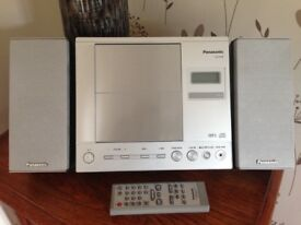 panasonic mini stereo