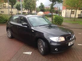 BMW 1 Series 116 SE Model - Petrol, Alloys, Metallic Black, Great Condition