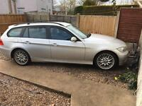 2005 bmw e91 touring 320d 6 speed manual