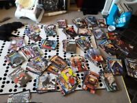 For sale, comic collection