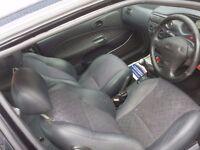 Full set of Ford Escort GTI seats