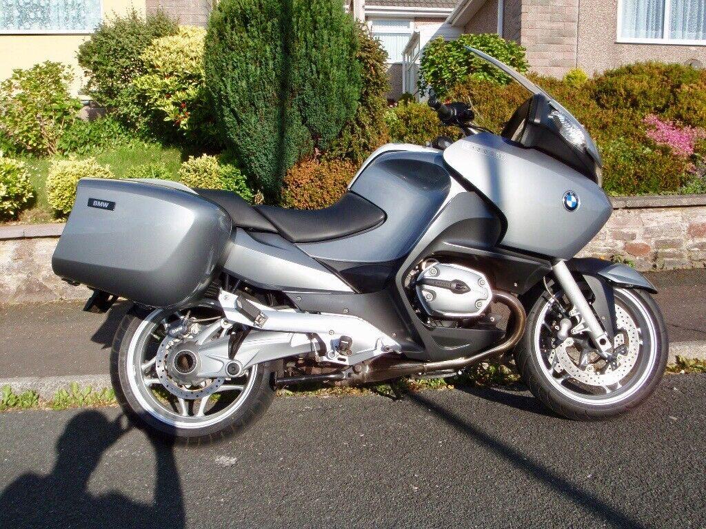 Bmw R1200rt Se 14450 Miles Excellent Condition In Plymouth Devon Gumtree