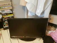 22 inch TV without remote