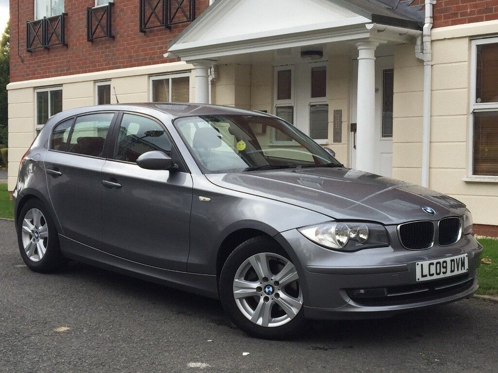 BMW 1 SERIES 118D 2.0 - 5 DR *2009 *12 MONTHS MOT *FULL SERVICE *HPI CLEAR *PART EXCHANGE CONSIDERED