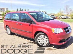 2014 Dodge Grand Caravan SE | 3.6L V6 | STOW N'GO | ACCIDENT FRE