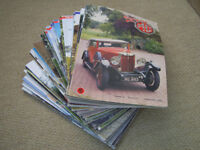 MG OWNERS MAGAZINES