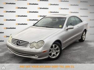 2003 Mercedes-Benz C-Class Sport **ACCIDENT FREE**PST PAID**F...