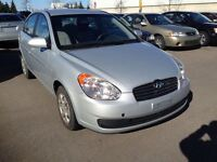 2008 Hyundai Accent GREAT GAS SAVER Mississauga / Peel Region Toronto (GTA) Preview