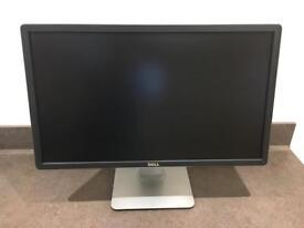 "Dell 24"" LED HD widescreen monitor"