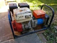 HONDA GX340 PETROL GENERATOR
