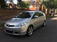 2005 MAZDA 5 2.0 SPORT 7 SEATER LOVELY CAR. Very spacious and economical