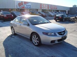 2004 Acura TSX MUST SEE ~ CERTIFIED & E-TESTED