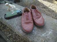 TWO PAIRS OF BOWLING SHOES SIZW 11& 9
