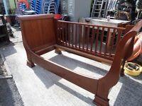 FREE Decorative Wood Cot