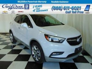 2017 Buick Encore * Premium AWD * Leather * Rear Vision CAM *
