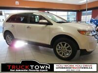 2011 Ford Edge LEATHER PANORAMIC SUNROOF