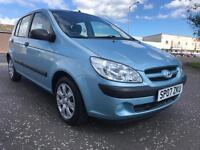 Hyundai Getz excellent condition service history only 41000 miles