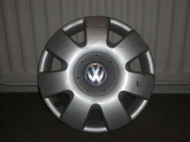 "14"" (inch) Wheel trim for VW VAG Polo or similar. 3 of 3"